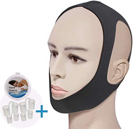 Feeke Snoring Strap Effective Solution Devices