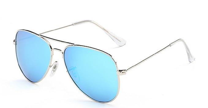 Uomini E Donne Embryform generalizzate vetri di modo Pilots Tartarughe Trendy occhiali da sole vy11Mz