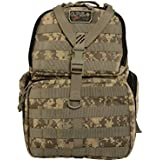 G.P.S. Tactical Range Backpack, Digital Camo