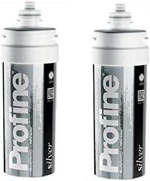 Filtro Profine GOLD SMALL Ultra Filtrazione Carbone Argento Antibatterico