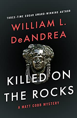 book cover of Killed On the Rocks