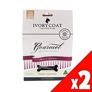 Ivory Coat Tender Kangaroo Treats 300 g Click on image for further info.