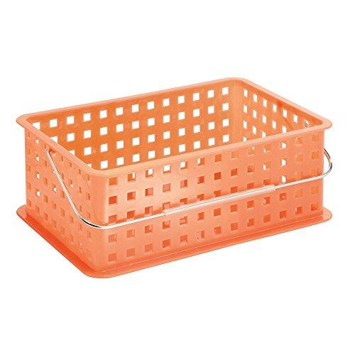 Picture of an InterDesign Storage Organizer Basket with 81492616801,885482465512