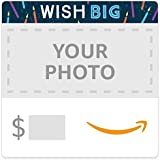Amazon eGift Card - Upload Your Photo - Birthday Candles