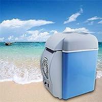 Car Mini Fridge Portable 12V 7.5L Auto Travel Refrigerator Multi-Function Home Cooler Freezer Warmer