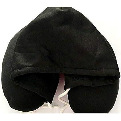 Amazon.com: Pastel Shop - Cojín de viaje con capucha, para ...