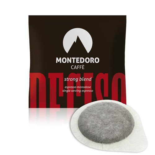 Montedoro Deciso – 150 Pods Individually Wrapped – Strong Blend For Sale