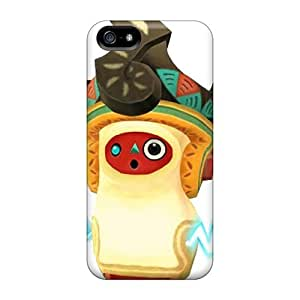 Tpu Phone Case With Fashionable Look For ipod touch5 - Ancient Robot