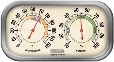 Springfield 90113-1 Цвет Track измеритель влажности и термометр