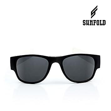 Sunfold Street Lunettes de soleil roulant, homme Taille unique noir