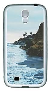 Beach View Theme Samsung Galaxy S4 i9500 Case TPU Material
