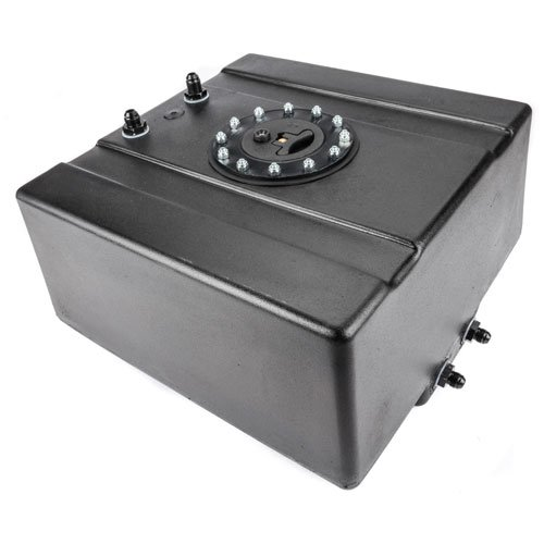 JEGS Performance Products 15374 Drop Sump Drag Race Fuel Cell