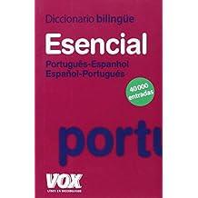 Diccionario esencial Portugues-Espanhol Espanol-Portugues / Spanish-Portuguese Essential Dictionary (Spanish Edition) (Spanish and Portuguese Edition)