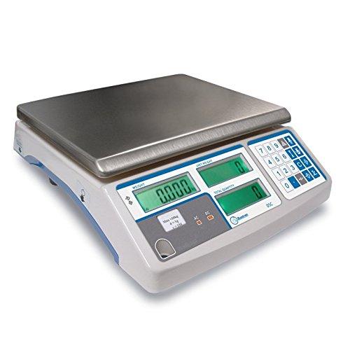 Baxtran DSC30 Balance compte-piè ces industrielle 30 kg 1 g 29 x 23 cm Giropes