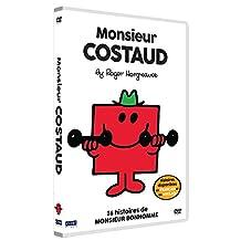 Monsieur Bonhomme - Monsieur Costaud