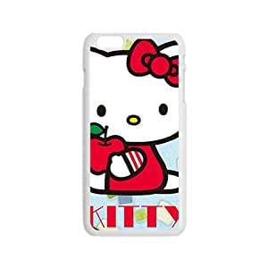SANLSI Hello kitty Phone Case for iPhone 6 Case