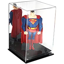 Deluxe Acrylic Versatile Display Case with Risers