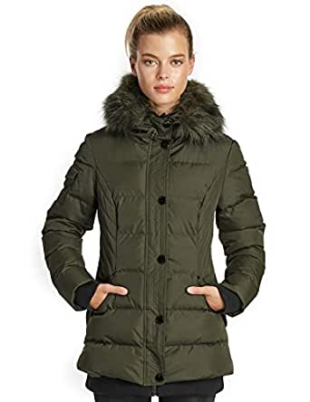 Amazon.com: Noize Women's Aspen Storm Parka Winter