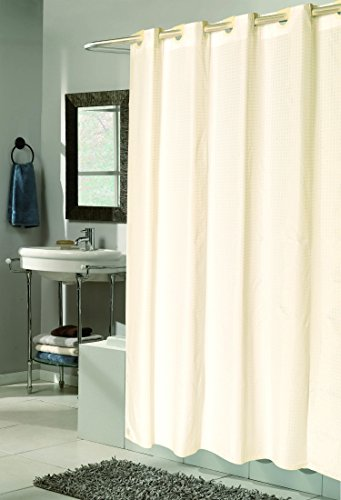 Royal Bath Easy On No Hooks Needed Stall Size (54