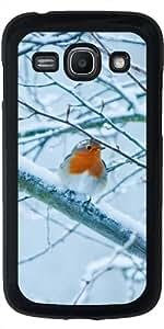 Funda para Samsung Galaxy ACE 3 S7272/A7275 - Robin En El Frío by PINO