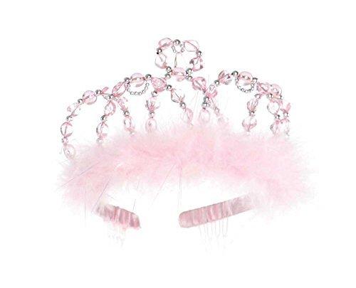 Great Pretenders Princess Tiara-Pink/Silver -