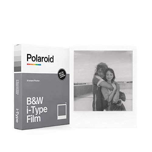 🥇 Polaroid Black and White Film for I-Type