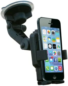 Panavise PortaGrip Phone Holder with Windshield Mount