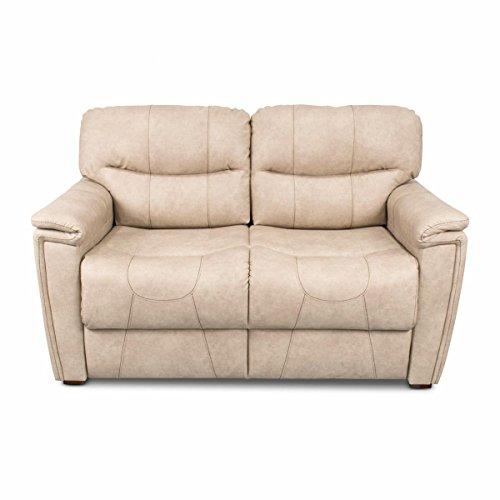 "Price comparison product image Thomas Payne 379930 Grantland Doeskin 68"" Trifold Sofa"