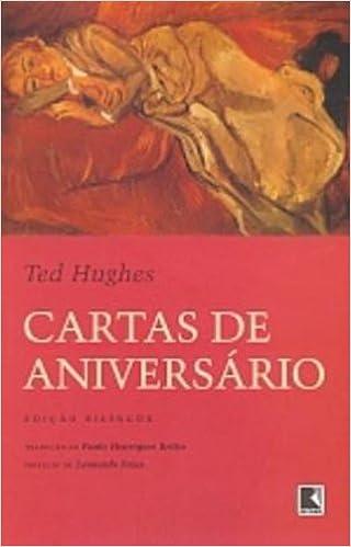 Cartas De Aniversario Em Portuguese Do Brasil Ted Hughes