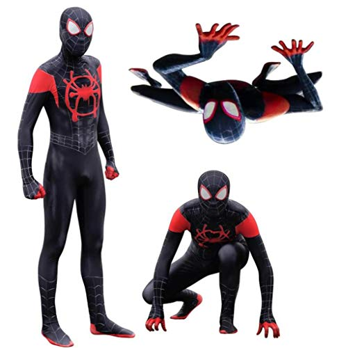 Unisex Lycra Spandex Zentai Halloween Cosplay Costumes for Audlt/Kids:Homecoming ()