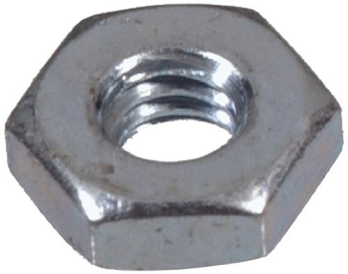 Zinc 1//4-20-Inch The Hillman Group 590506 Hex Nuts 10-Pack