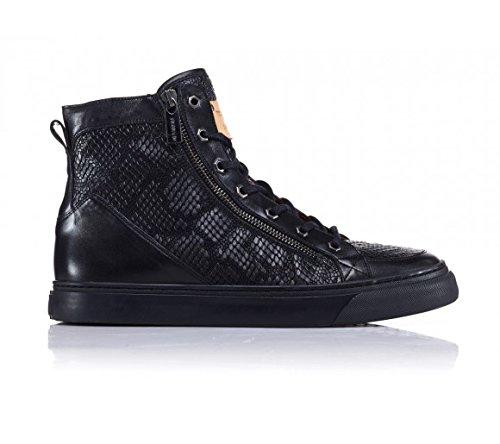nobrand , Chaussures de ville à lacets pour homme noir Schwarz 40-46