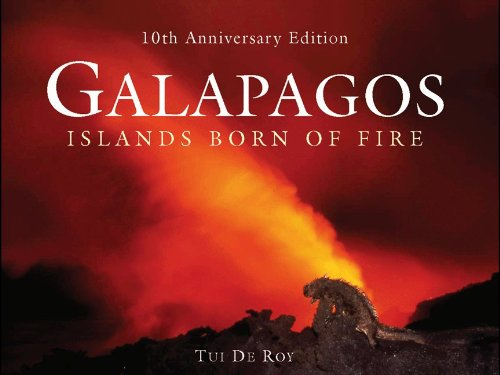 Galapagos  Islands Born Of Fire