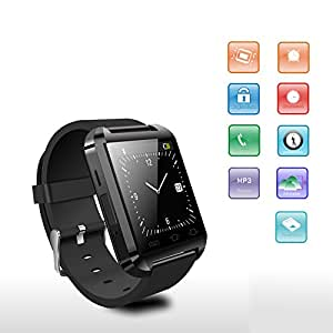 Flylinktech® U8 Moda 3.0 SmartWatch Bluetooth pantalla ...