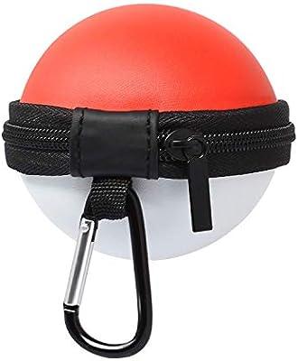 leegoal Pokeball Plus Estuche, maletín de protección ...