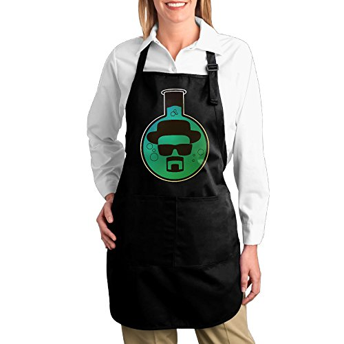 [Breaking Bad Cooking Apron,bib Apron,kitchen Aprons For Women And Men] (Breaking Bad Jesse Costumes)