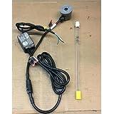 COMPLETE COMFORT CC-UVC-24V 1-LAMP 24V ULTRAVIOLET GERMICIDAL LIGHT