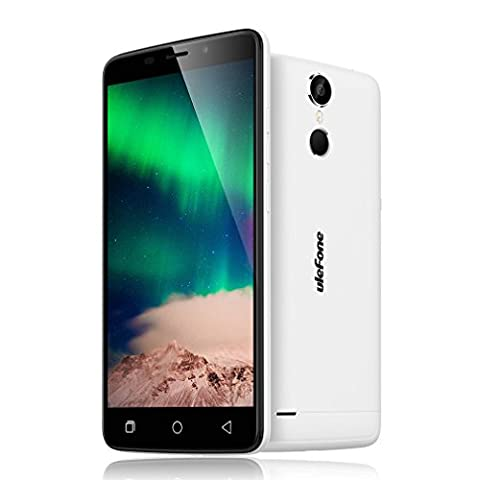 OCDAY Ulefone Android 6.0 LTE Mobile Phone Smartphone, MTK6753,8 Octa Core,5.5
