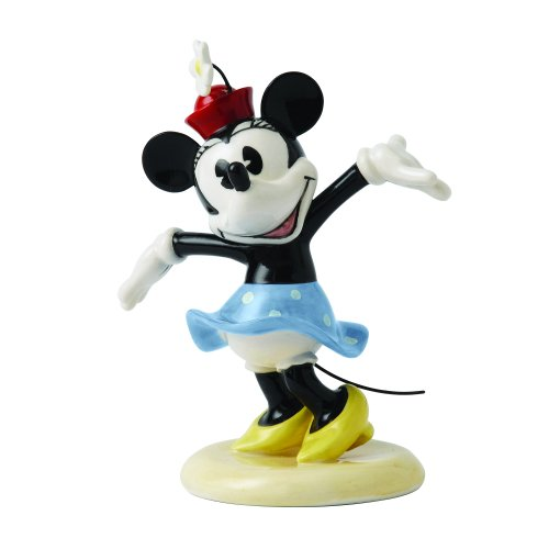 Royal Doulton Walt Disney Showcase Minnie Mouse Congratulations Figurine