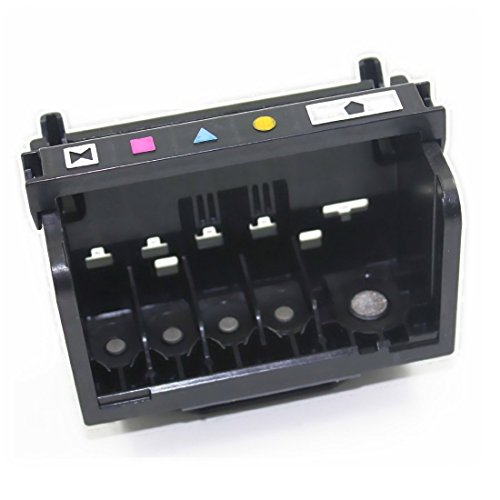 YATUNINK Combo Of 564XL Ink Cartridges(6 Pack) And 564XL Printhead CB326-30002 CN642A (5-Slot) Replacement564XL564 For Photosmart 5510 7520 C5370 Photosmart Premium C410 Series by Yatunink (Image #2)