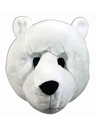Forum Novelties Polar Bear Mascot Mask