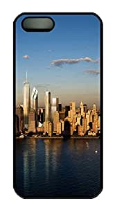 Case For Ipod Touch 5 Cover Case Landscapes NY PC Custom Case For Ipod Touch 5 Cover Black