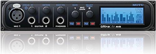 MOTU UltraLite AVB USB/AVB/iOS Interface
