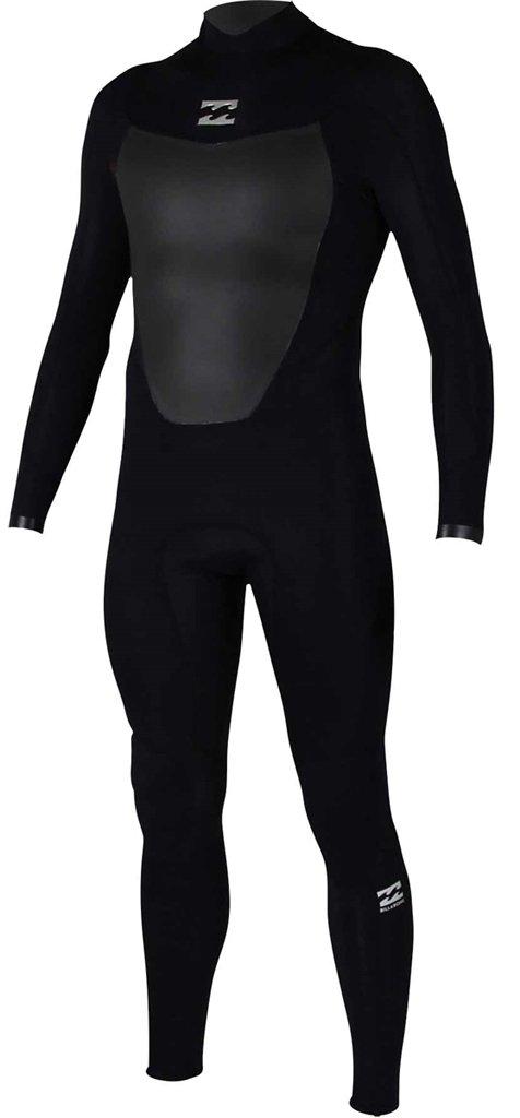 Billabong Mens 302 Absolute Bz Wetsuit, Black, Small