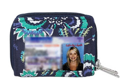 quilted small wallet - 7