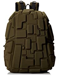 Mad Pax KZ24484032 Blok Fullpack Bag, Green, One Size