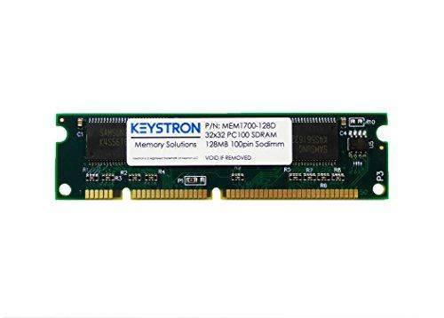 128MB Cisco 1760 Router Dram Memory (p/n MEM1700-128D, MEM1760-128D) 1760V - Mb 96 Memory