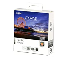Cokin P Series H300-01 Solid Neutral Density Filter Kit, Includes ND2, ND4 and ND8 Filter