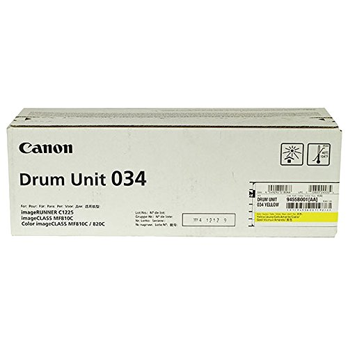 (Canon CRG-034 Yellow Original Drum Unit (34,000)