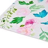 HOMRITAR Baby Blanket for Girls Super Soft Double